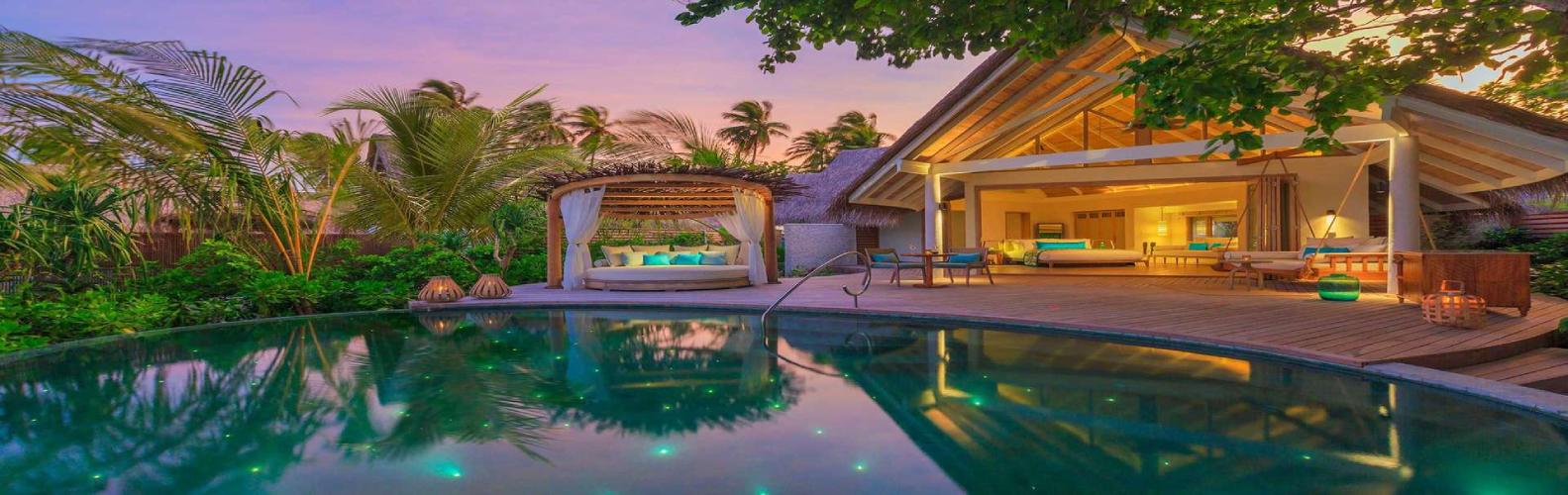 Milaidhoo Island Maldives - Villas