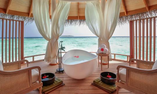 Milaidhoo Island Maldives Spa
